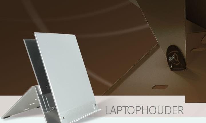 laptop houders gemaakt uit aluminium