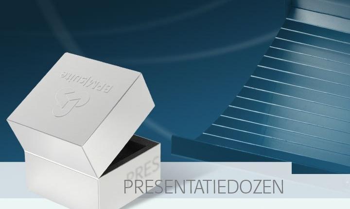 presentatie dozen uit aluminium hylite